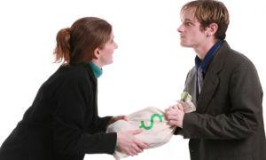 Как можно не платить алименты