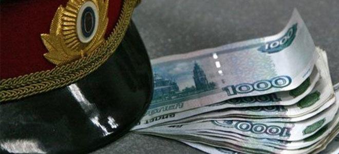 Удерживаются ли ллименты с пенсии МВД