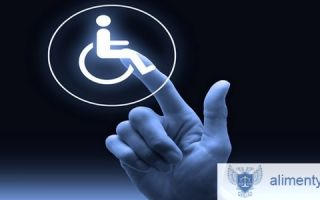 Как платят алименты инвалиды 3, 2 и 1 группы