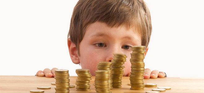 Уменьшение алиментов в твердой денежной сумме