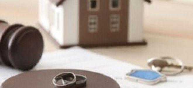 Как подать на раздел имущества в 2019 году