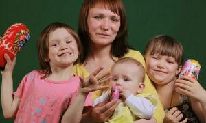 Размер алиментов на детей от разных браков