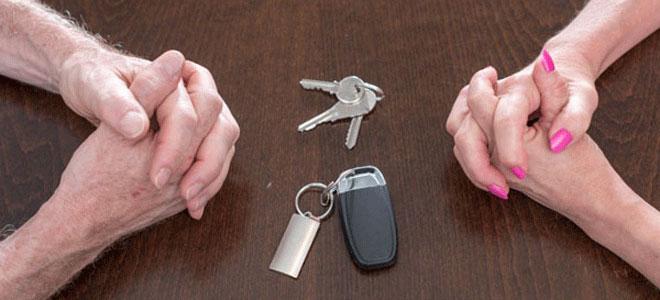 Как разделить кредитный автомобиль