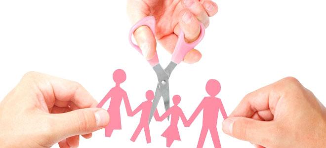Куда идти с собранным пакетом документов для развода при наличии детей