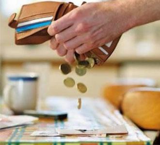 Может ли удерживаться вся пенсия на алименты