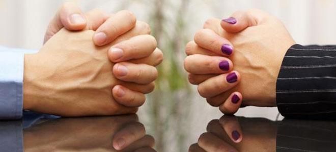 Варианты деления фирмы в паре при разводе