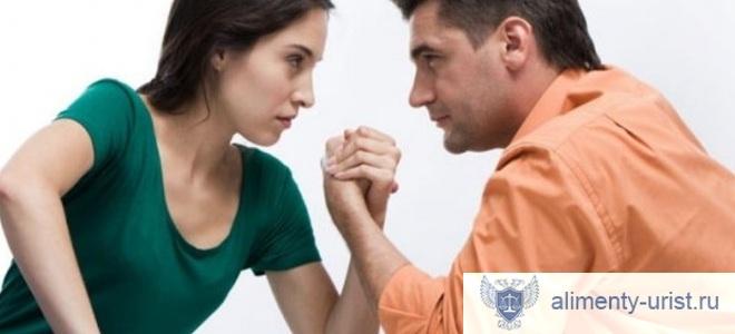 На что имеет право жена при разводе2